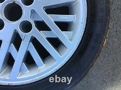 Ford Sierra Sapphire Cosworth 15 Alloy Wheel Rim V88bb-aa Genuine Oem Part
