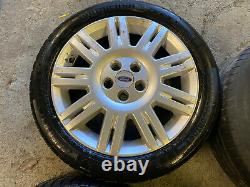 GENUINE OEM FORD FOCUS 17 5x108 ALLOY WHEELS CONNECT VOLVO