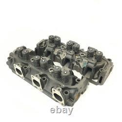 Genuine Ford 4.0L 6cyl Cylinder Head Assembly 90TM / 93TM SET / PAIR New OEM
