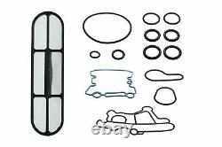Genuine Ford OEM 6.0L Powerstroke Diesel Engine Oil Cooler Kit 3C3Z-6A642-CA