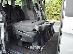 Genuine OEM Folding Triple Rear Seats incl Belts Fixings for Ford Transit Custom