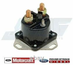 Genuine OEM Ford Motorcraft Glow Plugs & Glow Plug Relay For 94.5-03 Ford 7.3L