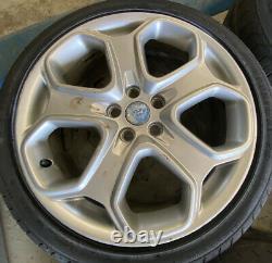 Genuine Oem Ford Focus Titanium Sport 18 Alloy Wheels + Tyres Connect Mondeo St