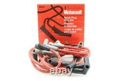 NEW Motorcraft Spark Plug Wire Set WR-4082 Ford F150 Lightning 5.8 V8 1993-1995