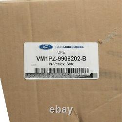NEW OEM 2021 Ford Bronco Sport Rear Seat Security Lock Vault Safe Steel Genuine