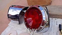 NOS 1961 Dodge UPPER TAIL LIGHT PACKAGE Original MoPaR Accessory pair