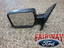 New Body 04 05 06 F-150 OEM Genuine Ford LEFT Driver Power Heated Signal Mirror