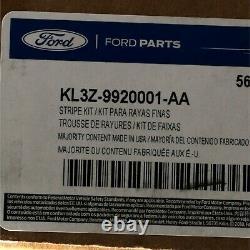 OEM Genuine Ford 19 F-150 Decal Stripe KIt RAPTOR Bedside Emblem Left & Right