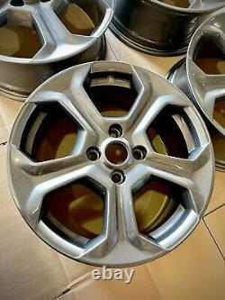 Part Exchange Genuine Oem Remanufactured Ford Fiesta St Mk7 X4 17 Inch Wheels