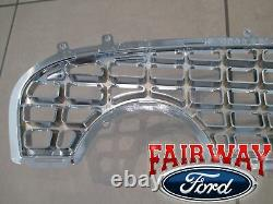 02 À Travers 05 Thunderbird Oem Genuine Ford Chrome Grille Assembly Nouveau