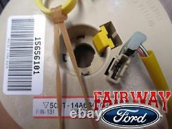 02 Thru 07 F250 F350 Oem Véritable Ford Clockspring Avec Croisière Avec Des Commandes Radio