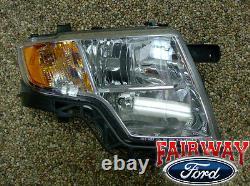 07 08 09 10 Edge Oem Genuine Ford Parts Right Passenger Head Lamp Light Nouveau