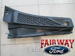 08 À 10 Sd F250 F350 Oem Genuine Ford Parts Cowl Panel Grille Set Rh - Lh Nouveau