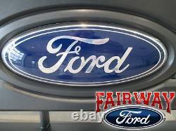 08 À Travers 17 Econoline E150 E250 E350 E450 Oem Genuine Ford Parts Black Grille Nouveau