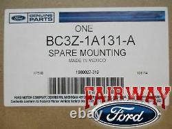08 Thru 16 Super Duty F250 F350 F450 Oem Genuine Ford Spare Tire Hoist Winch Nouveau