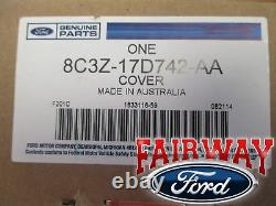 08 Thu 16 Super Duty F-250 F-350 Oem Véritable Ford Rh Couverture Miroir Chrome