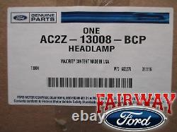 08 Thu 19 Econoline Van Oem Lampe Frontale Ford Véritable Avec Ampoules Left Lh