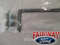09 10 F150 Oem Véritable Ford Tailgate Flex Step Top Center Molding King Ranch