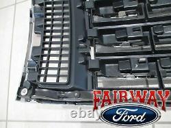 09-14 F-150 Oem D'origine Ford Chrome 3-bar Grille Grill Avec Emblème Nouveau