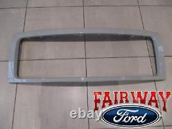 09-14 F-150 Oem D'origine Ford Parts Paintable Grille Grill Witho Emblem Nouveau