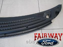 09 À 14 F-150 Oem Genuine Ford Parts Cowl Panneau Grille Ensemble Avec Joints Rh & Lh