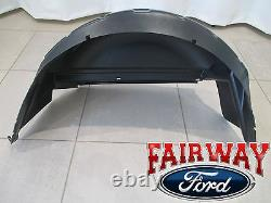 09 À Travers 14 F-150 Oem Genuine Ford Parts Rear Wheel Well House Liner Kit Paire