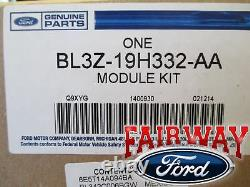 11 À 14 F-150 F150 Oem Genuine Ford Factory Dash Trailer Brake Controller Kit