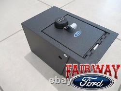 11 À 19 Explorer Oem Genuine Ford Console Combination Security Vault Gun Safe