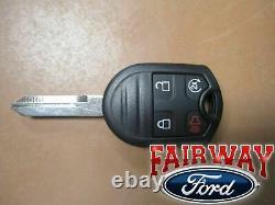 11 À Travers 14 Edge Oem Genuine Ford Remote Starter Kit Single Key Factory Nouveau