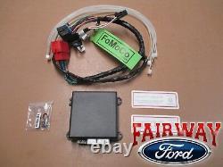 11 À Travers 14 F-150 Oem Véritables Pièces Ford Scalable Security Alarm System Kit Nouveau