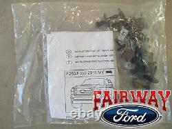 11 À Travers 16 Super Duty F250 F350 Oem Genuine Ford Parts Rear Wheel Well Liner Kit