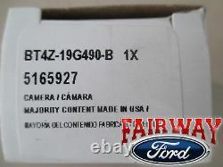 11 Thru 12 Edge Oem Véritable Ford Backup Arrière Return Parking Gate Camera Nouveau