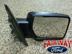 11 Thu 14 F-150 Oem Véritable Ford Alimentation Réglable De Signal Chauffant Miroir Droite