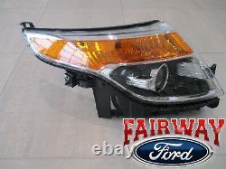 11 Thu 15 Explorateur Oem Véritable Ford Rh Passager Lampe De Tête Halogène Nouveau
