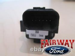 12 À Travers 14 F-150 Oem Véritable Ford Arrière De Secours Arrière Parking Tailgate Caméra