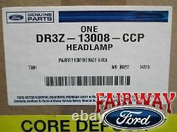 13 À 14 Mustang Oem Véritable Ford Hid Droit Lampe De Tête Décontentieuse Nouveau