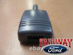 13 À 17 Fusion Oem Genuine Ford Bi-directional Remote Start System Kit Nouveau