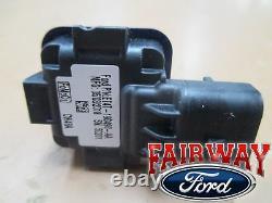 13 Thru 15 Edge Oem Véritable Ford Backup Arrière Return Parking Lift Gate Camera