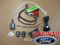 15 À 17 Expédition Oem Véritable Ford Scalable Système De Démarrage Et De Sécurité À Distance