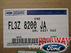 15 À 17 F-150 Oem D'origine Ford Pièces Moulées Grille Magnétique Grill Witho Caméra