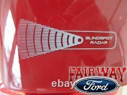 15 À 17 F-150 Oem Véritable Ford Tail Lamp Light Driver Lh Led Avec Blind Spot