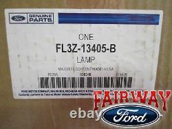 15 À 17 F-150 Oem Véritable Ford Tail Light Driver Lh Avec Led (pas De Radar)