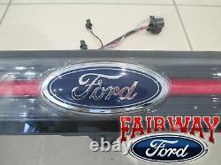 15 À 18 Edge Oem Genuine Ford Rear Tail Lamp Reflector Panel Se & Sel Models