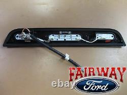 15 À 20 F-150 Oem Genuine Ford Parts Led 3ème Troisième Lampe D'arrêt De Frein Lumière Nouvelle