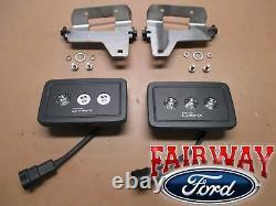 15 À 20 F-150 Oem Véritable Ford Pièces De Remplacement Led Fog Lamp Kit Complete