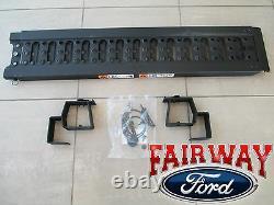 15 À 20 Ford F-150 Oem D'origine Ford Aluminium Stowable Lit Simple Rampe Kit Nouveau
