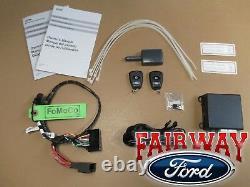 15 À Travers 17 F-150 Oem Véritables Pièces Ford Remote Start & Security System Kit Nouveau