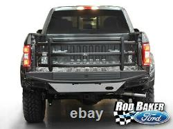 15 À Travers 20 Ford F150 Oem Genuine Ford Parts Black Stowable Bed Extender Kit