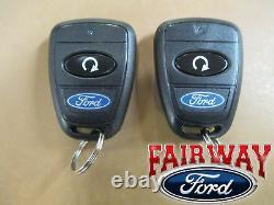 15 Thru 17 Mustang Oem Pièces Ford Authentiques Télédémarrage Et Kit De Système De Sécurité