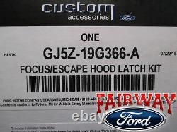 16 17 Kit De Système De Démarrage Et De Sécurité À Distance Oem Véritable Ford Avec Temp Manuel
